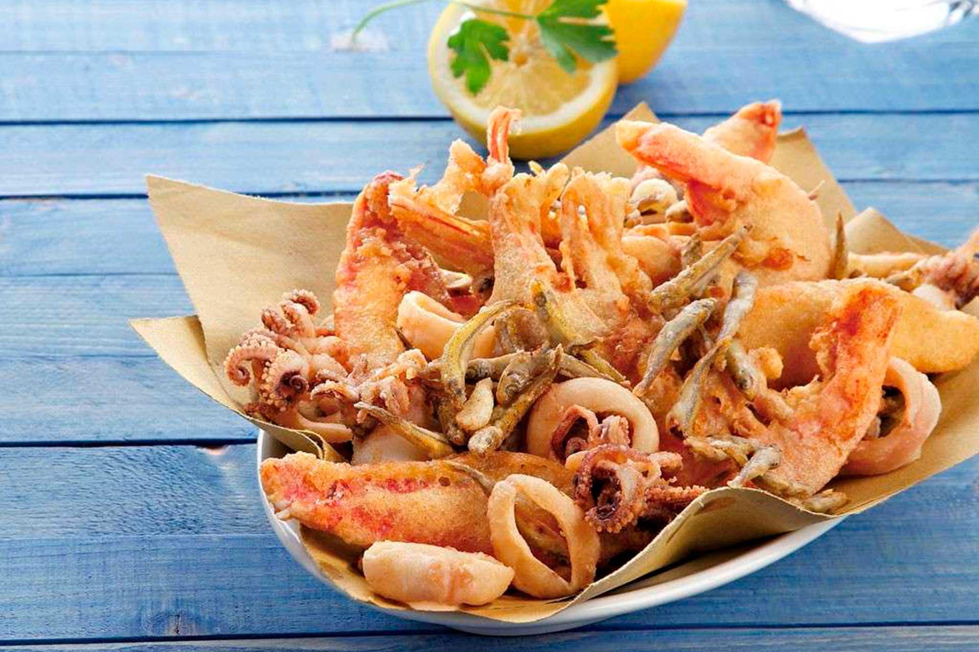 Il buon pesce fritto